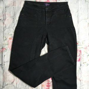 NYDJ Not your daughters Jean Women Black Size 2 St